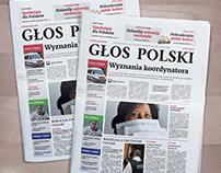 Layout gazety