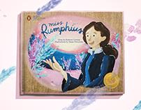 Re-imagining 'Miss Rumphius'   Book Illustration Thesis