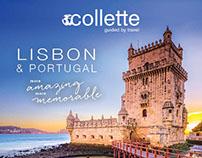 Collette Lisbon & Portugal Advertisement