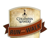 Columbia Winery Run and Walk