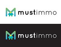 Mustimmo - 99 Designs Concept Logo