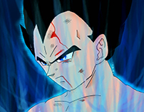 Vegeta (Dragon Ball) - Ultra Instict