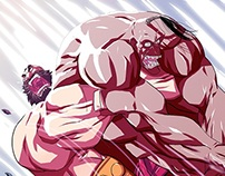 Zangief Vs Goro