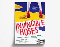 """INVINCIBLE ROSES"" Film Festival"