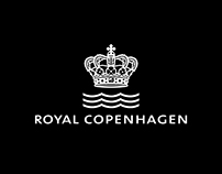 ROYAL COPENHAGEN 2016 YEAR PLATE
