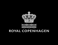 ROYAL COPENHAGEN 2016 YEAR PLATE