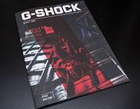 G-SHOCK Look book 2016.