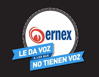 Ernex le da voz a los que no tienen voz