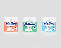 Maliva Toilet Paper Package