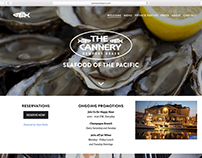 Cannery Seafood of the Pacific Website