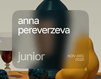 Anna Pereverzeva