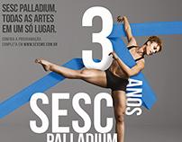 3 Anos Sesc Palladium