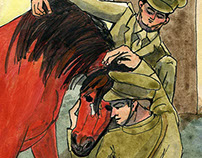 War Horse illustrations