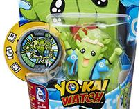 John Hom for Hasbro US launch of Yo-Kai Watch
