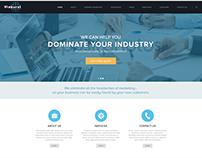 Viaburst Web Design