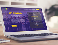 Criação do Website Prêmio Destaque ASCOFERJ