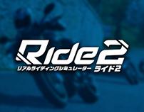 RIDE 2 - UI