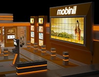 Mobinil Cairo ICT Booth