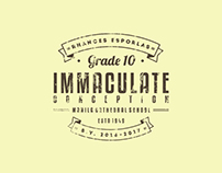 Grade 10 Immaculate Conception