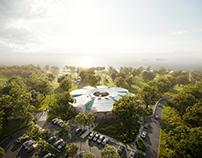Kurnell Visitor Center   Crone Architects