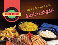 Cook DooR poster