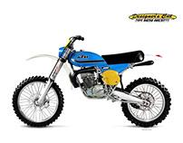 KTM MC/GS 250 SEVENTY-SEVEN RESTOMOD