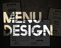 Restaurant Branding & Menu