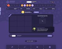 Разработка дизайна для www.betcash.mobi #Разработка #Са