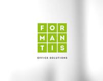 Formantis. Название и логотип