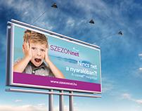 VANNET - SZEZONnet campaign