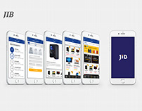 JIB Mobile Apps