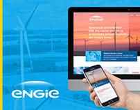 ENGIE Zielona Energia website