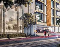 Rawdah Residential Building