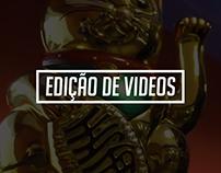 VIDEOS // EDIÇÃO