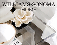 Williams-Sonoma Home Summer Catalogs