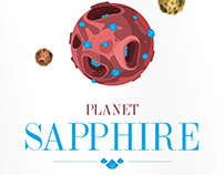 Planet Sapphire