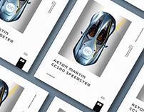 Aston Martin cc100 Speedster Overview