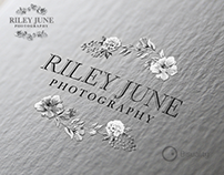 Riley June Photography Logo