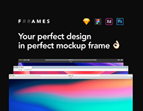 Frrames - Free Vector Windows