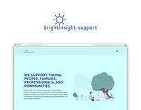 Bright Insight Website — Support for People Young & Old