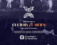 Festival nacional de la cultura y las artes - ITESM