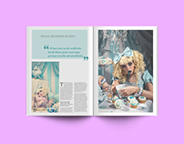 Editorial Design: Lolita Fashion