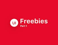 Freebies   iOS UI