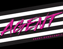A G E N T - Brand/Sticker