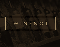 Winenot  |  Wordpress custom theme