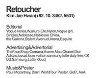 RetouchH Portfolio