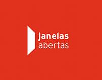Janelas Abertas - Identidade Visual