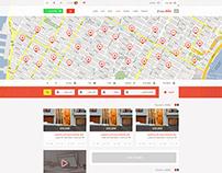 AqarPage - Real estate website