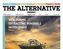 The Alternative Newspaper