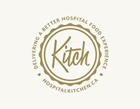 Kitch Hospital Food Delivery Service Brand